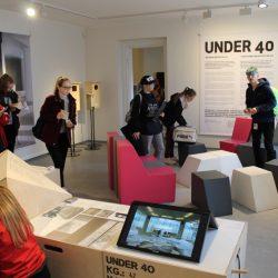 Omvisning i arkitekturutstilling Under 40