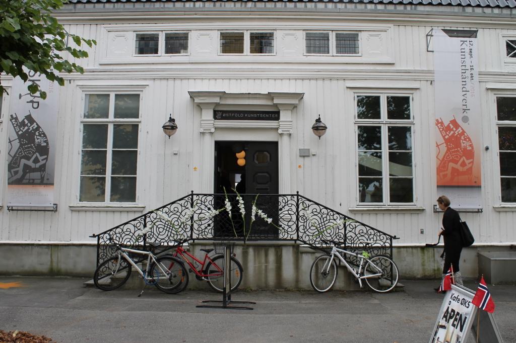 Velkommen til Kunsthåndverk 2016 på ØKS
