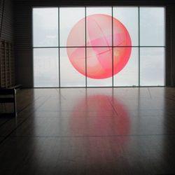 Digitaltrykk av Nina Bang på Rød skole i Fredrikstad, 2005