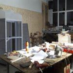 Lars Paalgard og Guri Dahl atelier