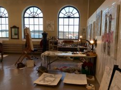 Maya Adams atelier