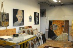 Vibeke Jerkaas Schelin atelier