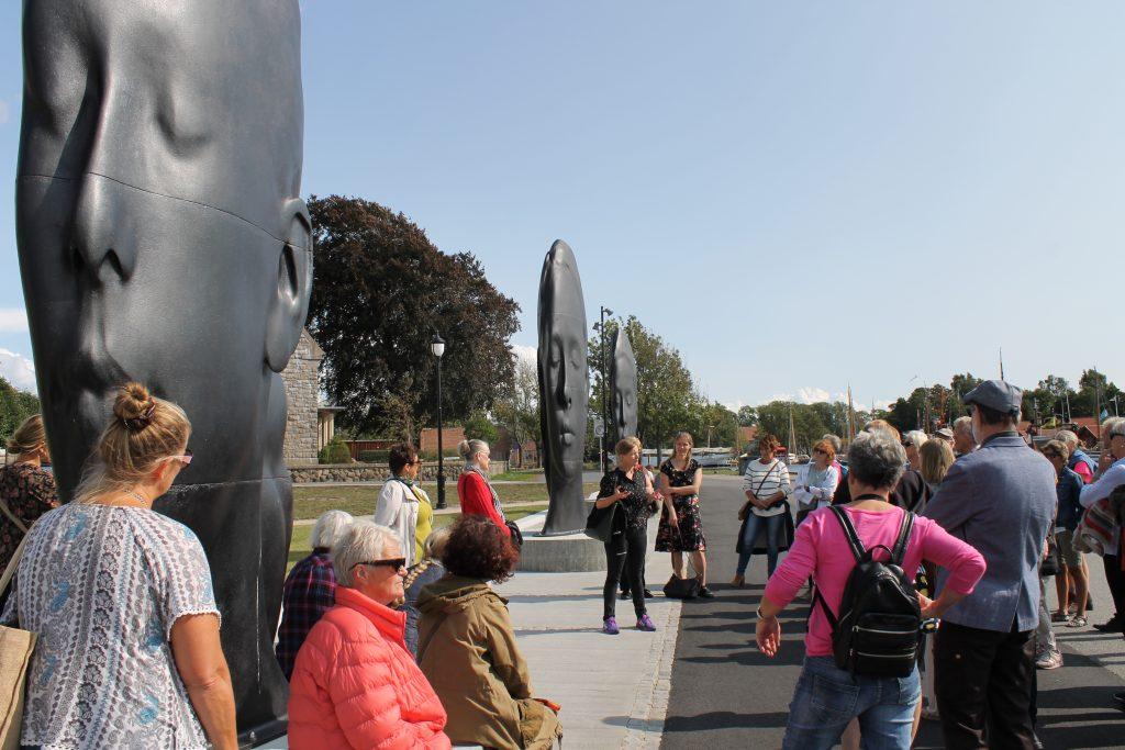 Kunstsafari: Jaume Plensa