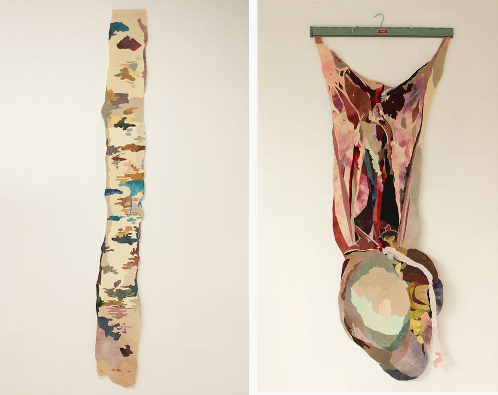 To arbeider av Ingrid Aarvik Berge.